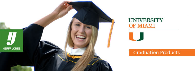 University of Miami - College Rings and Graduation Products by Herff ...