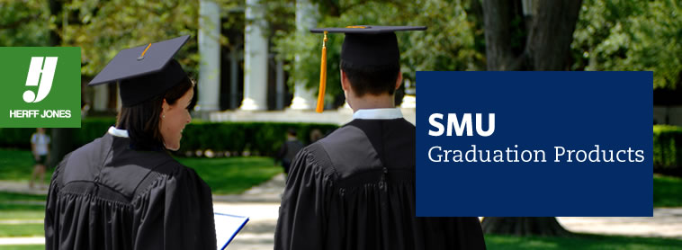 Southern Methodist University - College Graduation Products by Herff ...