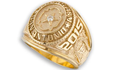 Tamu San Antonio Ring