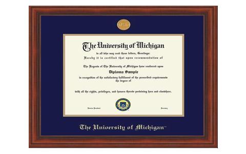 diploma frames - Michigan State Diploma Frame